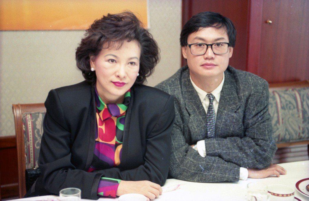 「滾滾紅塵」監製徐楓與導演嚴浩是最有機會出席重映活動的代表。圖/報系資料照片
