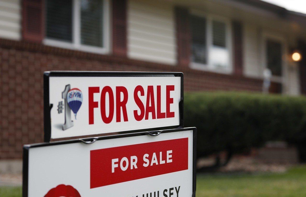 為了刺激房屋銷售,美國建商只好使出殺手鐧:降價求售。美聯社