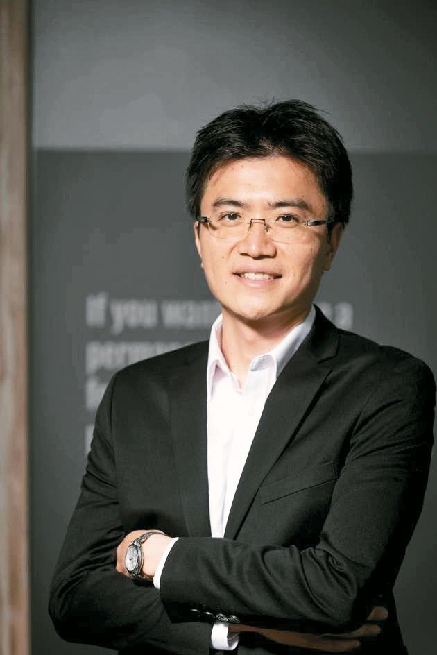 iKala營運長暨CloudAD購物廣告項目負責人鄭鎧尹。 iKala/提供