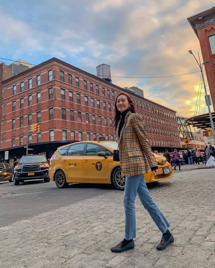 Jessica。圖/擷自instagram