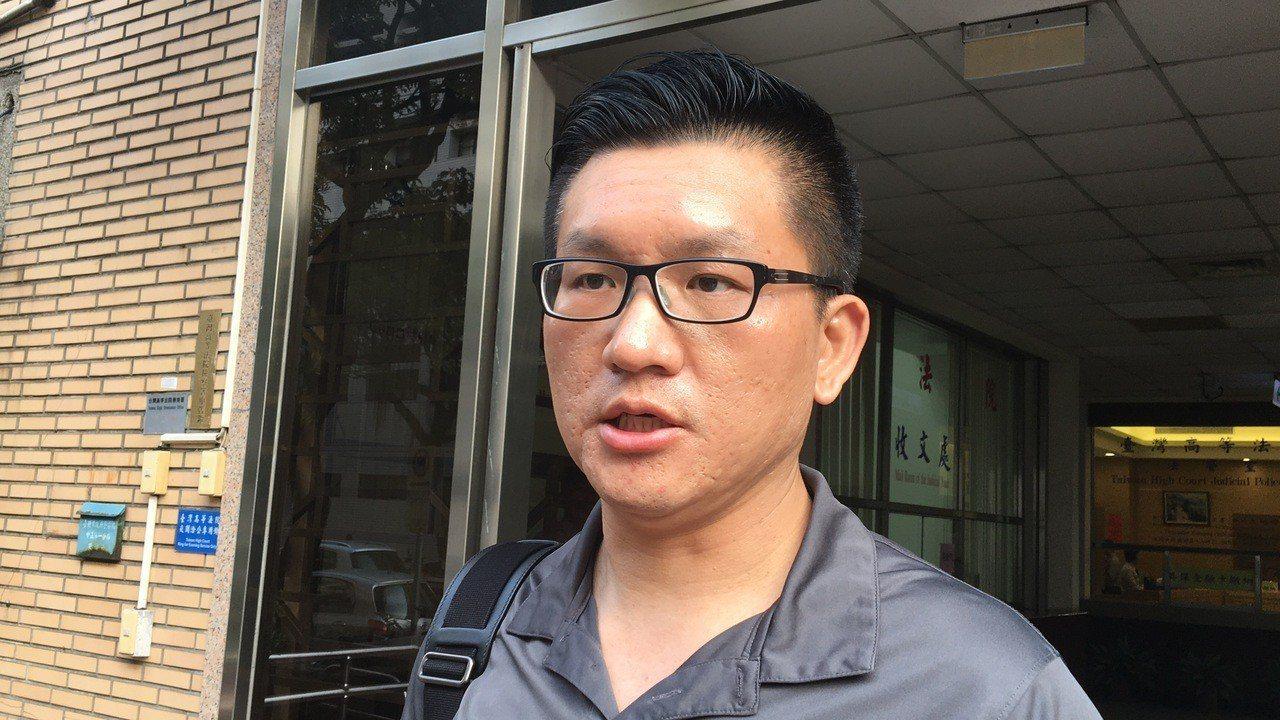 台北市前議員童仲彥爭議不斷。 聯合報系資料照/記者林孟潔攝影