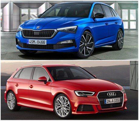 嶄新車型Skoda Scala會不會讓你想起Audi A3 Sportback呢?