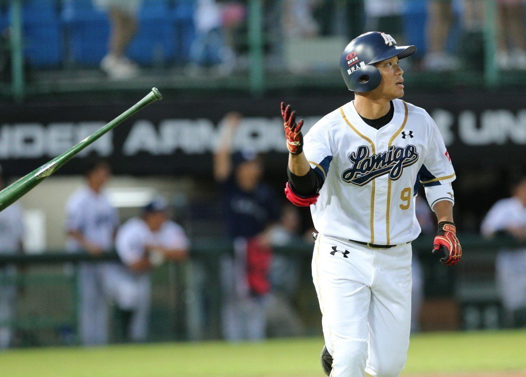 日本火腿隊宣佈與「大王」王柏融簽約,火腿GM吉村浩對其讚譽有加。 圖/聯合報...
