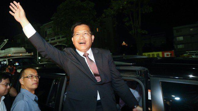 前台中市長林佳龍。圖/本報資料照