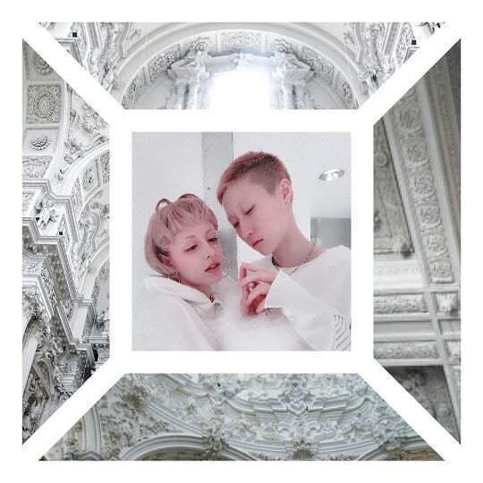 Andi與吳卓林之前在社群網站上宣告已經結婚。圖/摘自Instagram