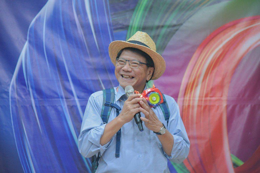 被點名選民進黨主席人選,屏東縣長潘孟安表示未來仍以縣政為主。 圖/縣府提供