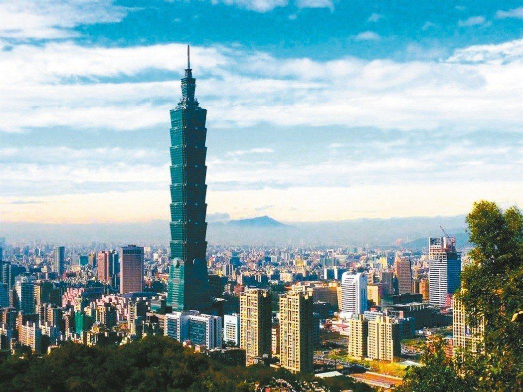 101大樓已雄據台北市地王6年之久。 圖/聯合報系資料照片