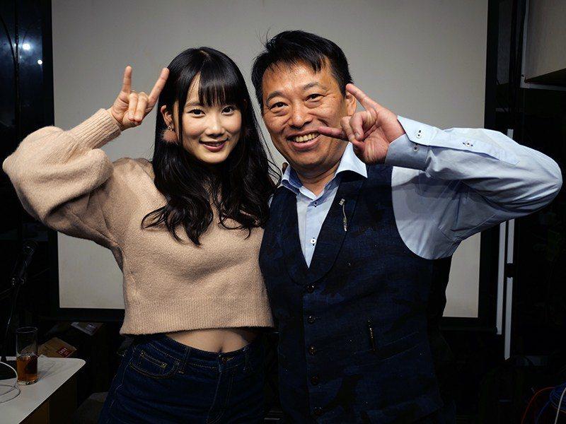 沒有一定等級的女優還碰不到吉村卓。 圖片來源/teradrive
