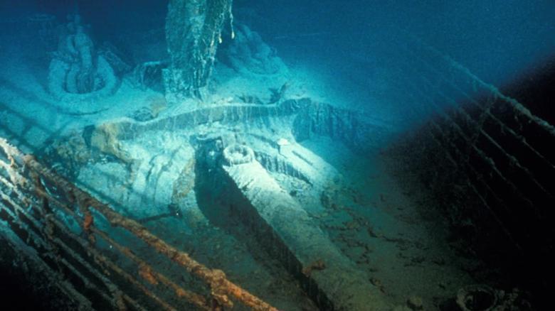 相關人士近日爆料,當時打撈鐵達尼號的目的,是為了掩蓋一項軍方機密行動。圖片來源/...