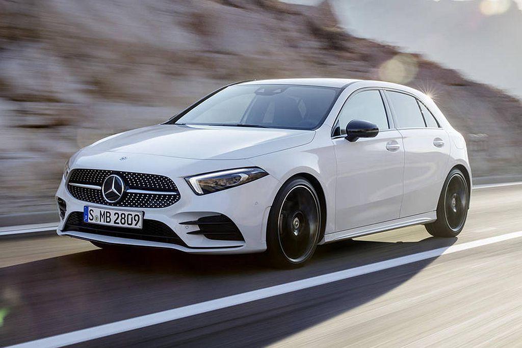 現在話題仍相當熱絡的賓士A-Class,其A 180車型終於完成油耗測試,具備平均16.4km/L的表現。 圖/Mercedes-Benz提供