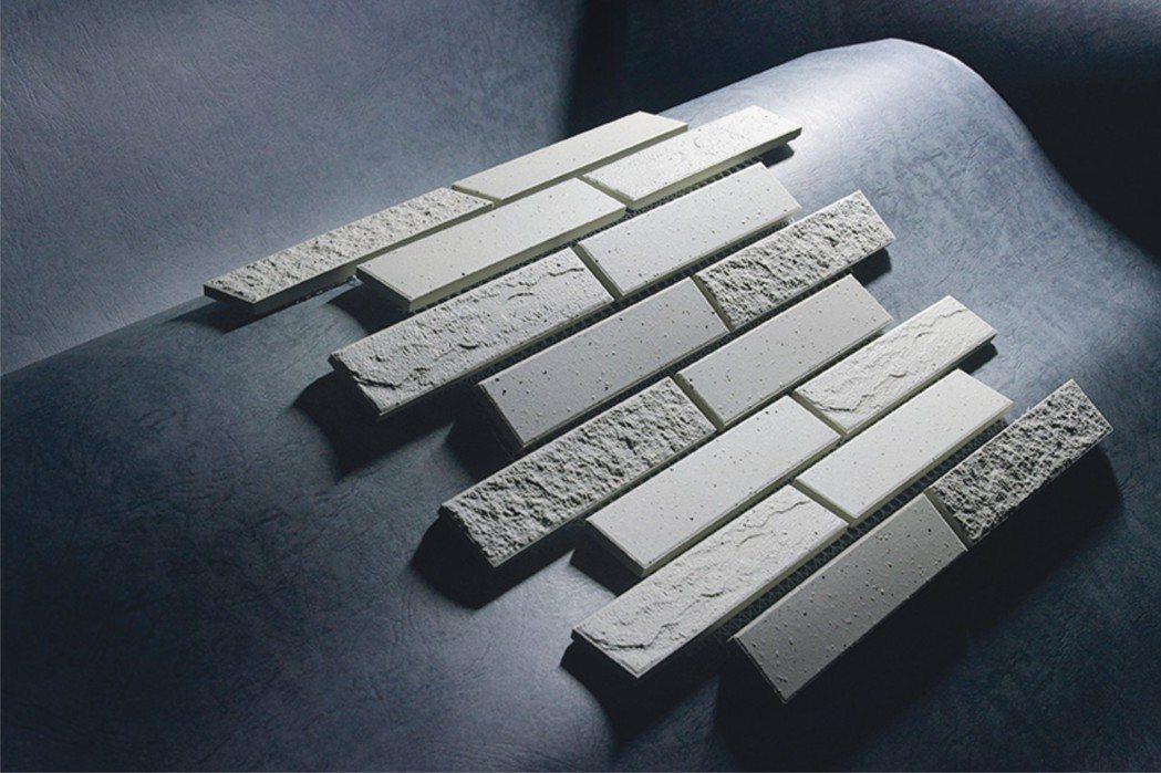 明石磁磚三重奏系列 傳遞一種「簡單中的精緻風格」 晉大陶瓷/提供
