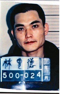 曾是十大槍擊要犯的林豐德。本報資料照片