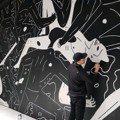 200件潮藝術進駐文華東方 黃子佼讚:這幅就5千萬