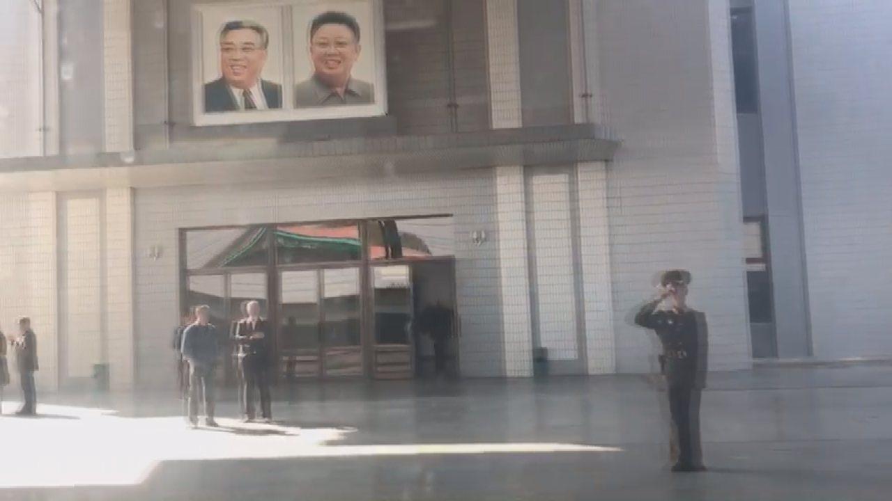 到北韓旅遊,有如踏上時光機回到60年代。記者侯俐安/攝影