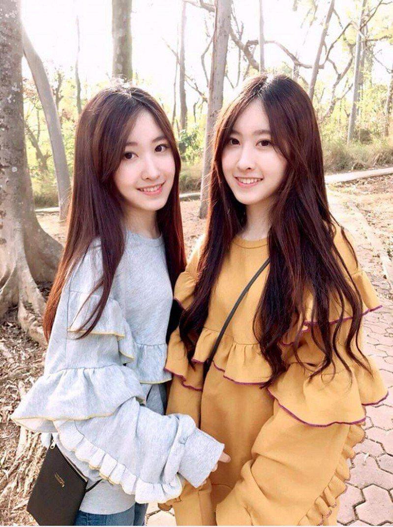 舞蹈冠軍雙胞胎姐妹花周玗希、周玗函錄取清華大學拾穗計畫。圖/清華大學提供