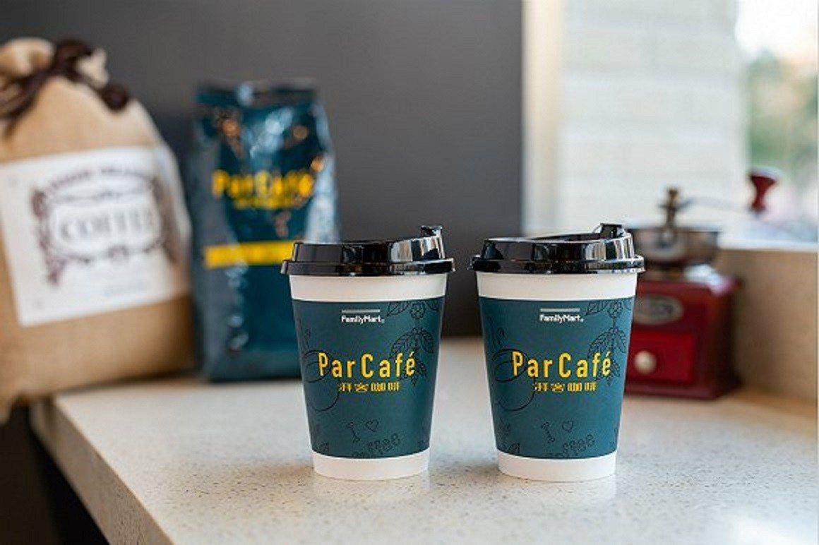 全家便利店旗下咖啡品牌「湃客咖啡」。界面新聞