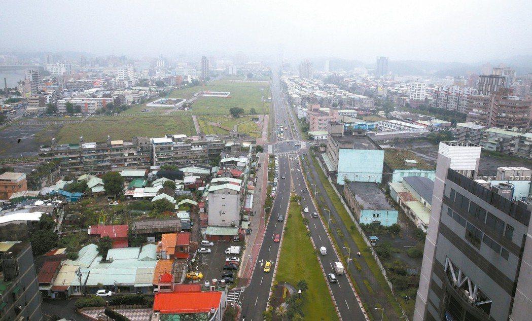 示意圖,台北市南港區。 圖/聯合報系資料照片