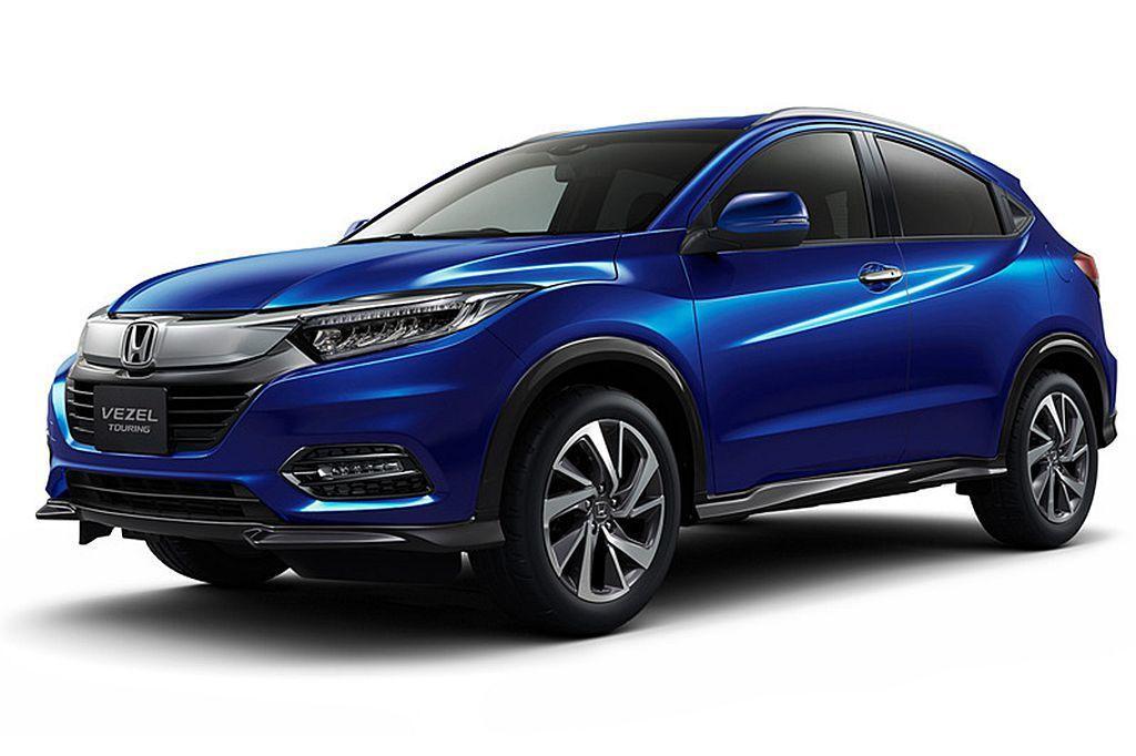 繼歐規之後,日規Honda Vezel也確認追加1.5L VTEC Turbo渦...
