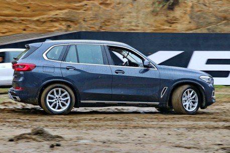 眾多願望一次滿足 BMW X5 xDrive40i旗艦版試駕