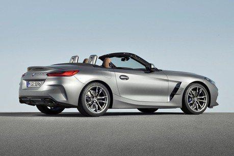 新世代美規BMW Z4售價外洩! 台幣200萬有找!