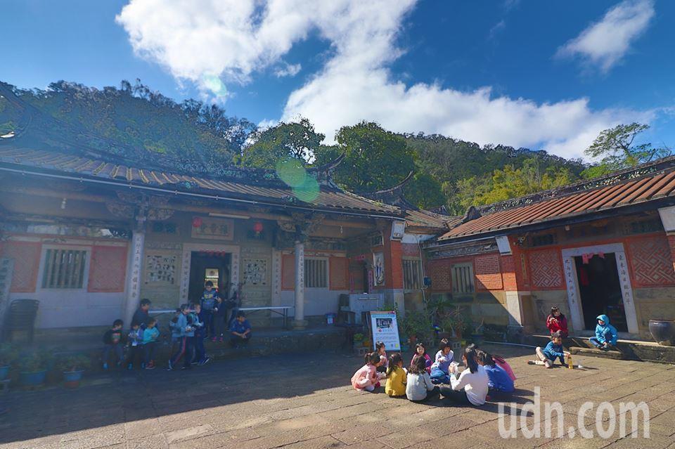 近年農村、部落小旅遊盛行。聯合報系資料照