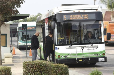 加州領先全美 2029年新公車零碳排放