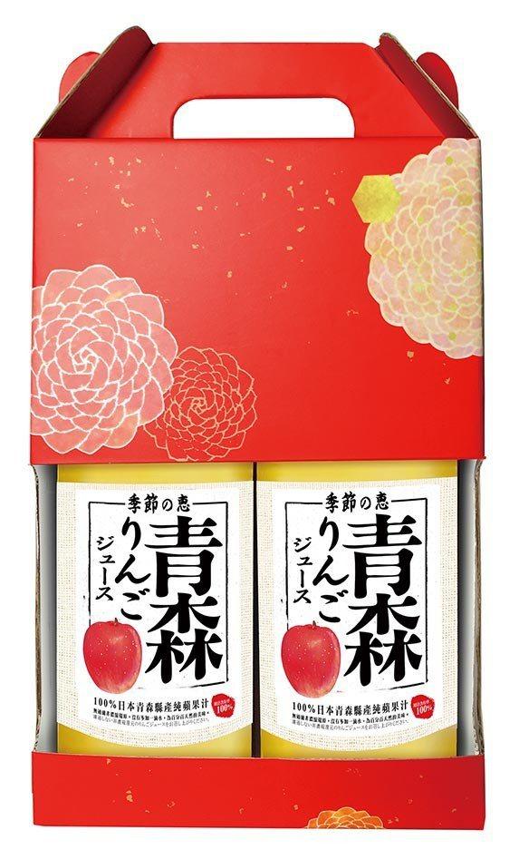 家樂福同步推出13款日本青森縣農特產商品,其中有10款獨家新上市,特別推薦日本青...