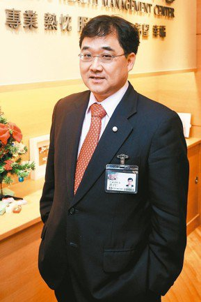 新光醫院副院長洪子仁 記者林伯東/攝影