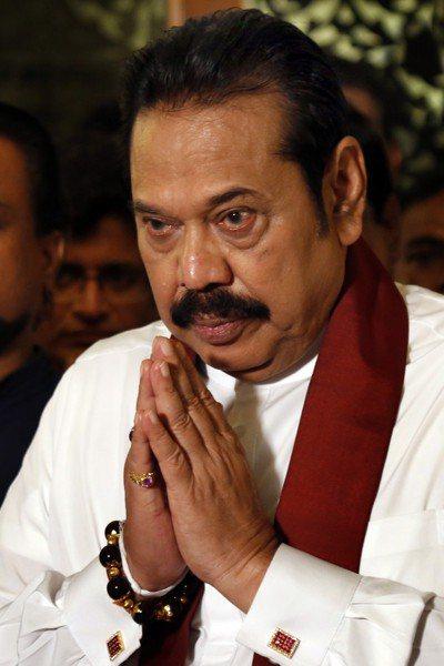 親中派總理閃辭,斯里蘭卡「兩個總理」政爭落幕。 歐新社