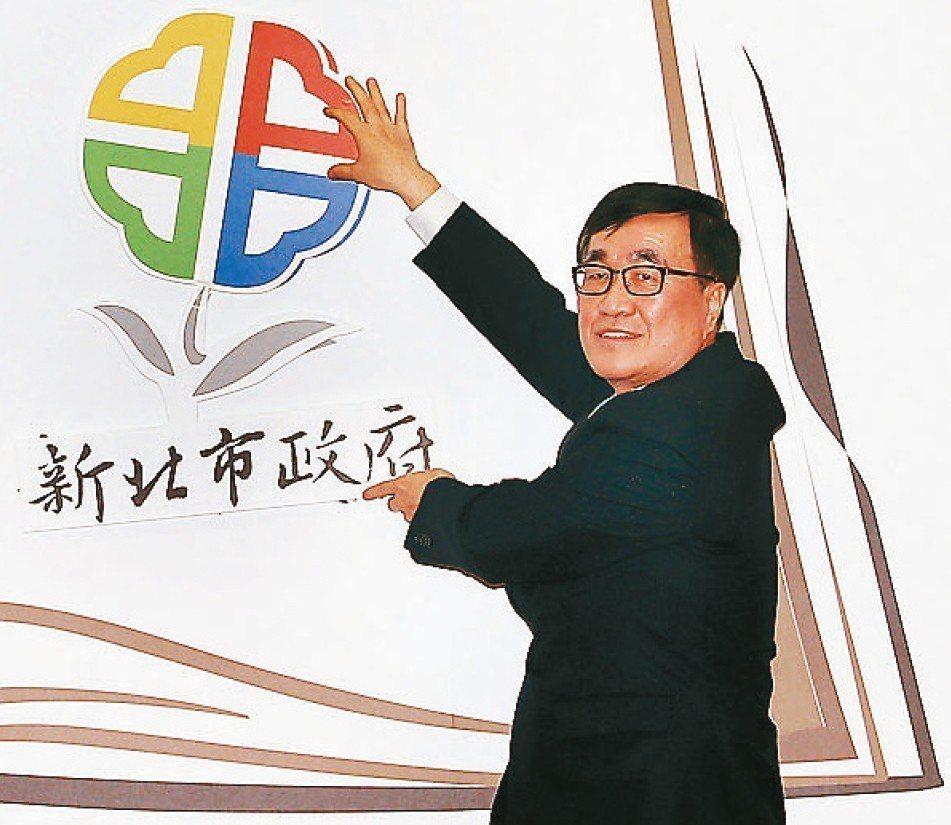 新北市副市長李四川將出任高雄市副市長。 圖/聯合報系資料照片