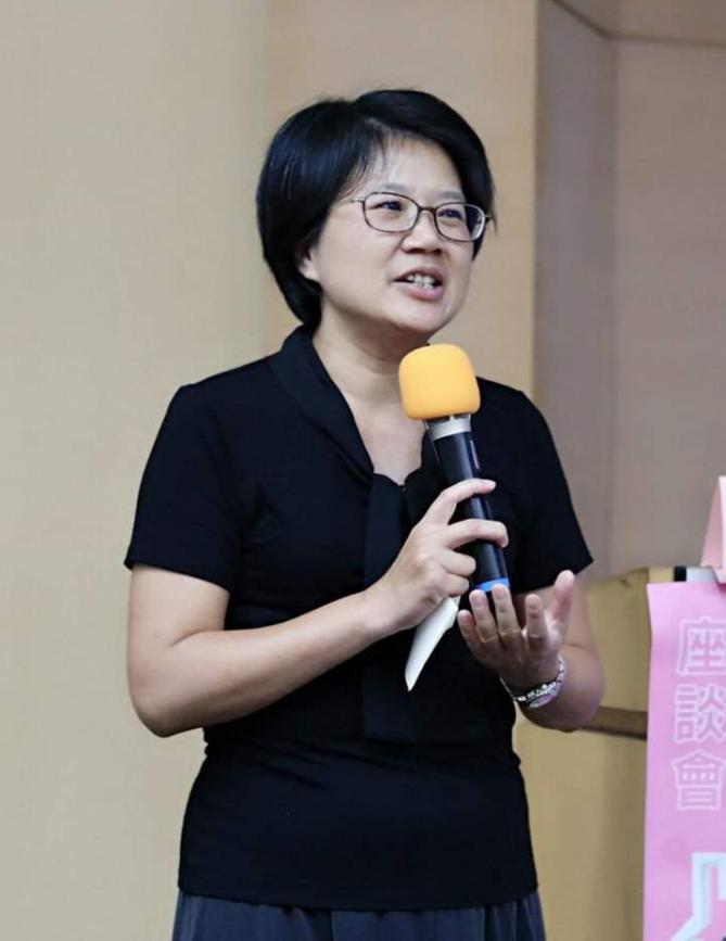 行醫25年的泌尿科醫師張美玉,是台灣第一位女性泌尿科醫師。記者蔡容喬/翻攝