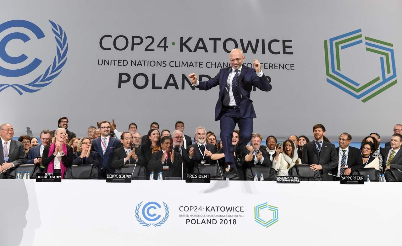聯合國氣候變遷框架公約第廿四次締約國大會十五日閉幕,全球終於就減碳和遏止暖化的細...