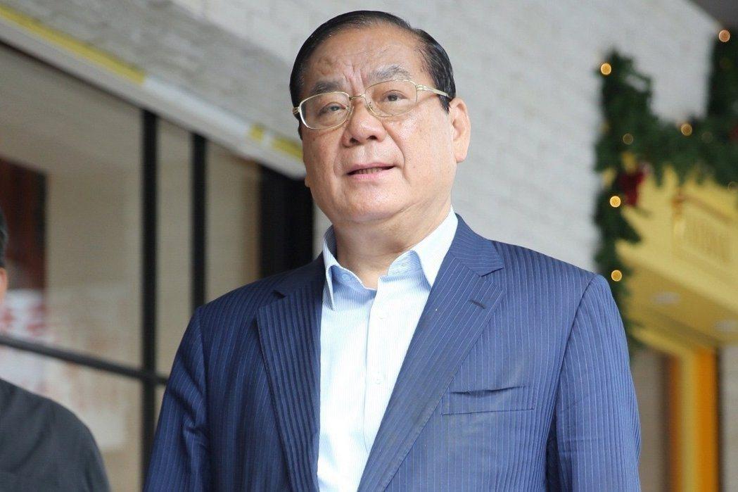 國民黨秘書長曾永權,在本月傳出已向黨主席請辭。 圖/聯合報系資料照片