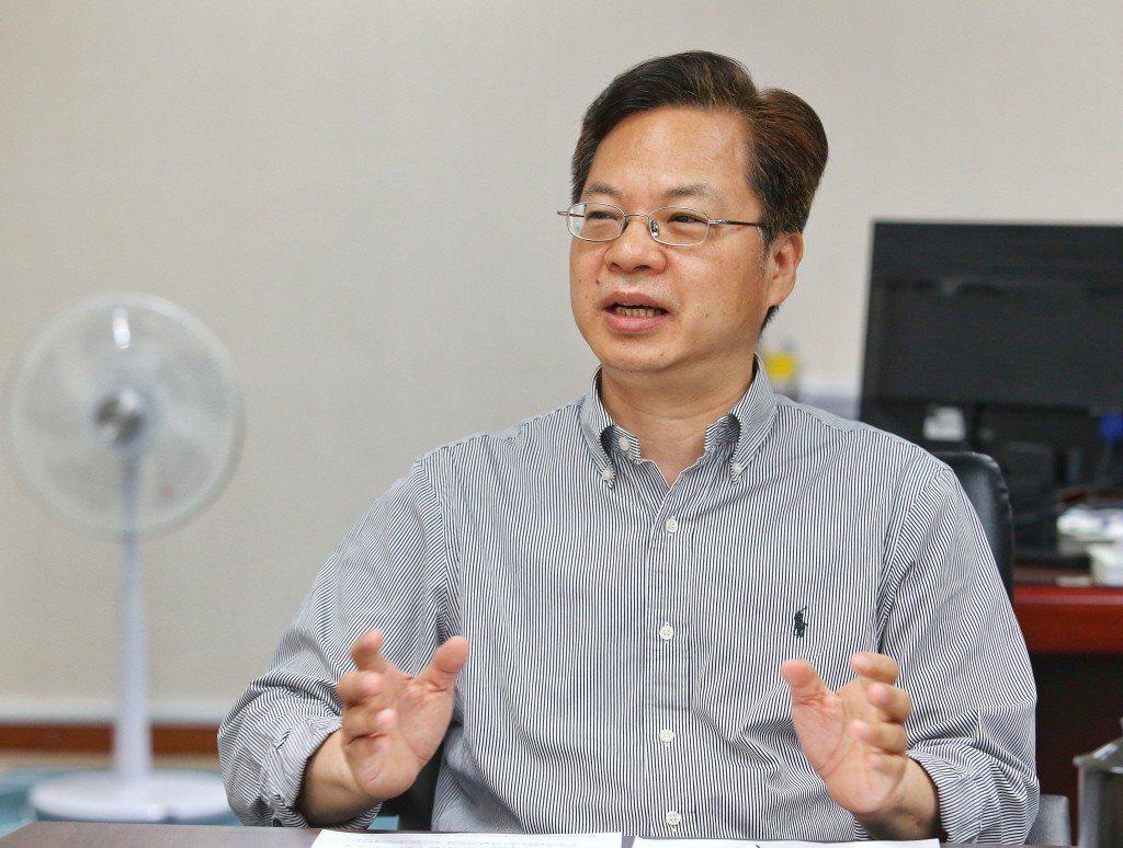 知情人士透露,經濟部次長龔明鑫將升任財經政委。聯合報系資料照/記者鄭清元攝影
