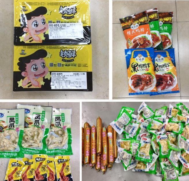 據動植物防檢局規定,民眾禁止攜帶疫區各式肉品入境,不論是否烹煮、加工或真空包裝。...