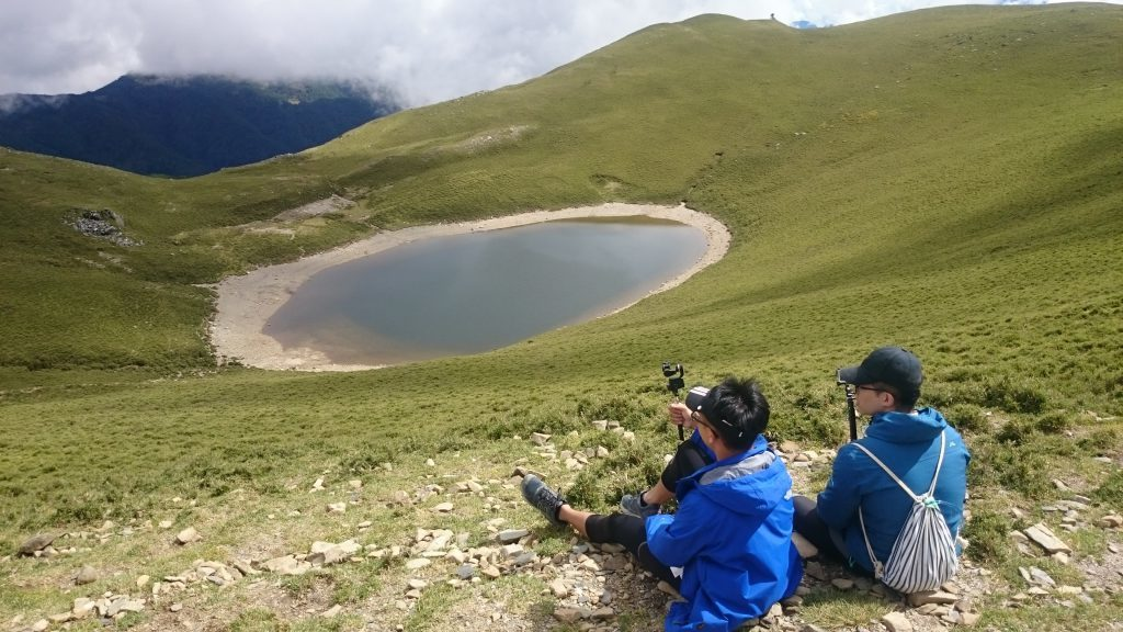 ▲台灣爬山景點推薦-嘉明湖。(圖/Tripbaa趣吧!亞洲自由行專家)