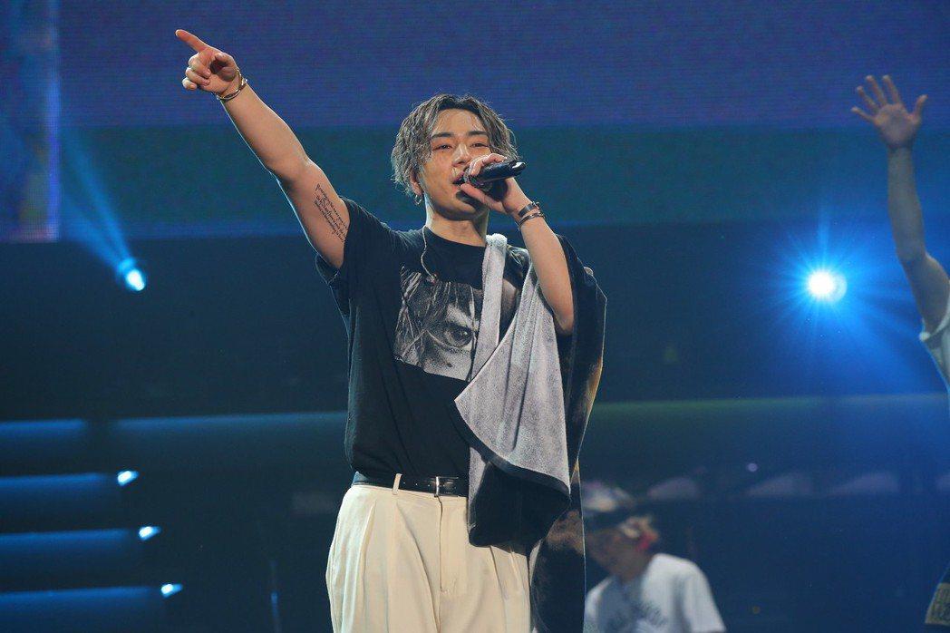 登坂廣臣在日本舉行巡迴演唱會,總計吸引20萬人朝聖  圖/avex taiwan...