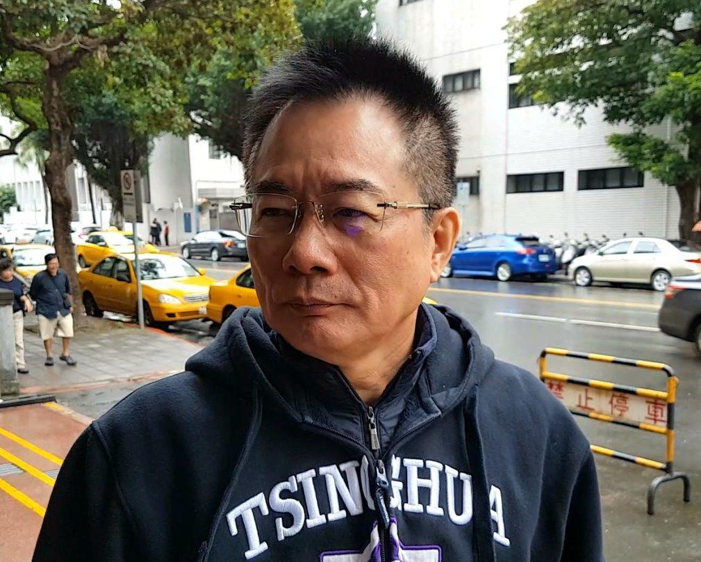 前立委蔡正元。聯合報系記者王宏舜/攝影