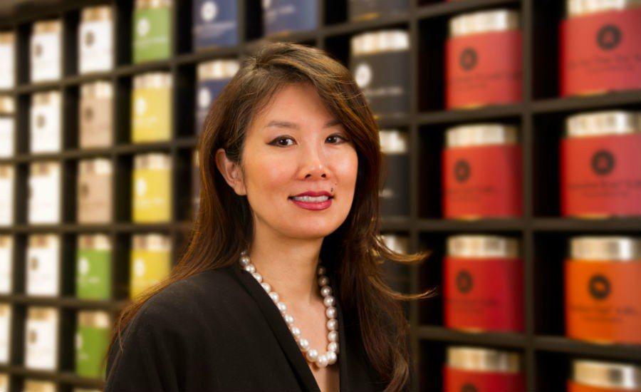 在台灣出生的Godiva執行長Annie Young-Scrivner。(圖/取...