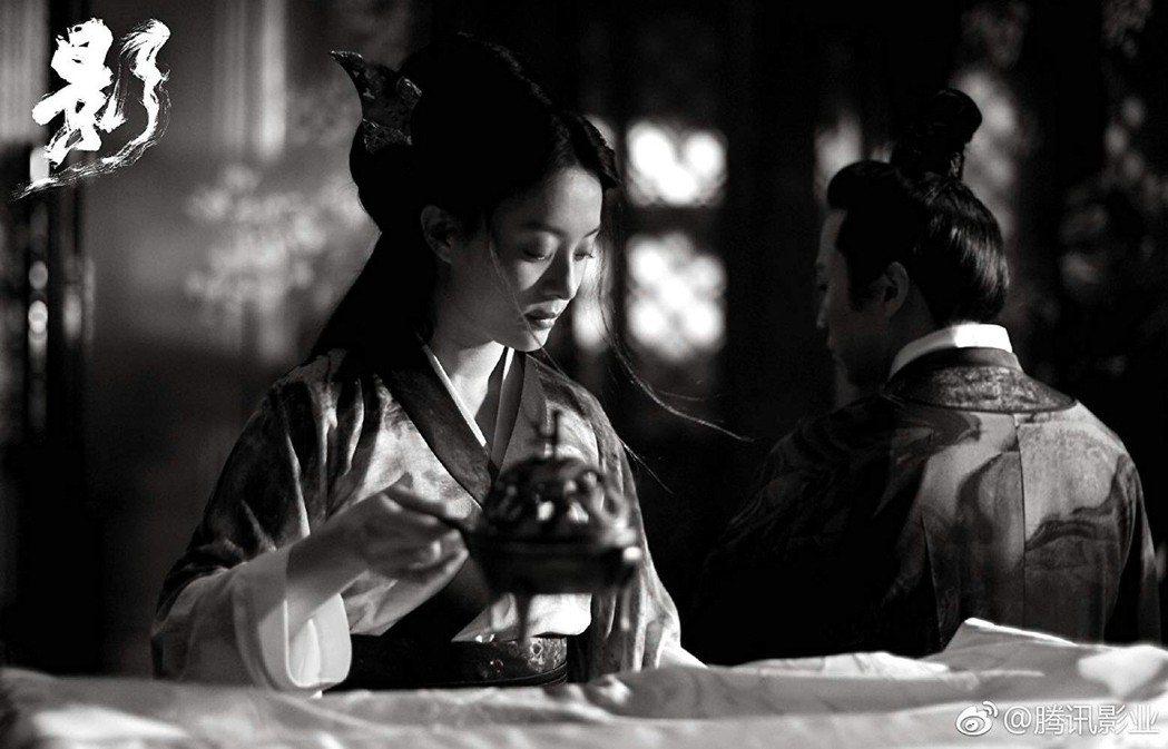 「影」於12月20日全台上映。圖/傳影互動提供