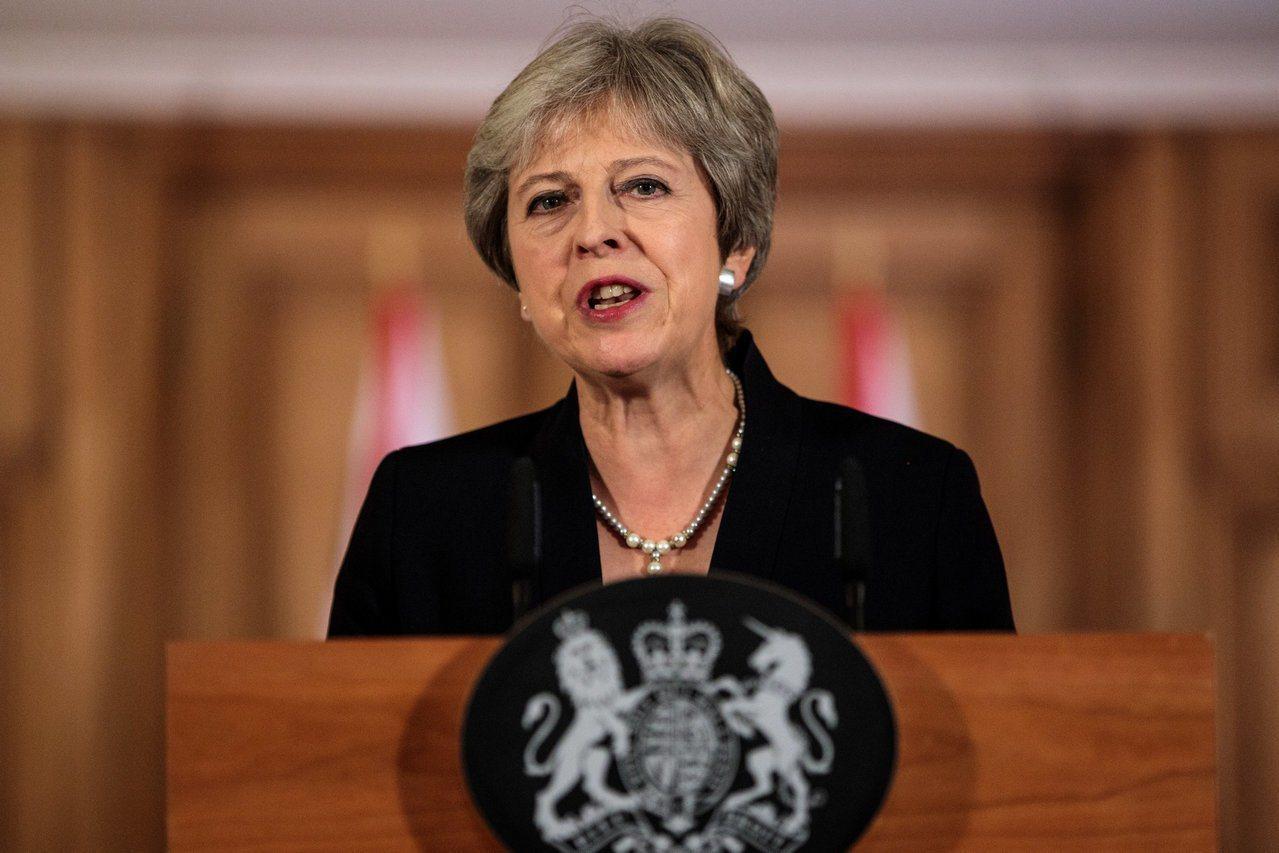 英國首相梅伊十七日將赴國會演說,表明反對舉行二次脫歐公投,稱再次公投是「失信於民...