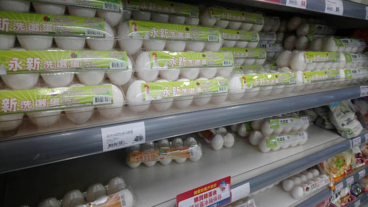 台灣近年接連出現蛋品問題,包含芬普尼蛋、戴奧辛蛋、雞蛋添加蘇丹紅,接著連液蛋也出...