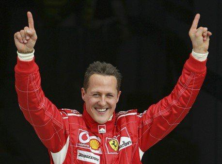 車神Michael Schumacher舒馬克終於甦醒?法拉利前老闆:他和我一起看F1!