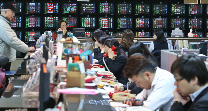 今(2018)年期貨交易總量本周有望突破3億口,再度刷歷史新高。聯合報系資料照