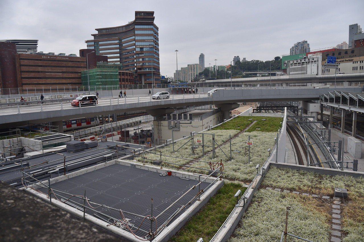 淡化事件?港鐵早8月偷查沙中線剪筋,卻回政府「不知情」。 香港中國通訊社