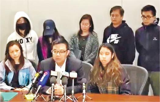 4港人藏毒被囚,菲國檢方將針對製毒罪再上訴。 高雪景