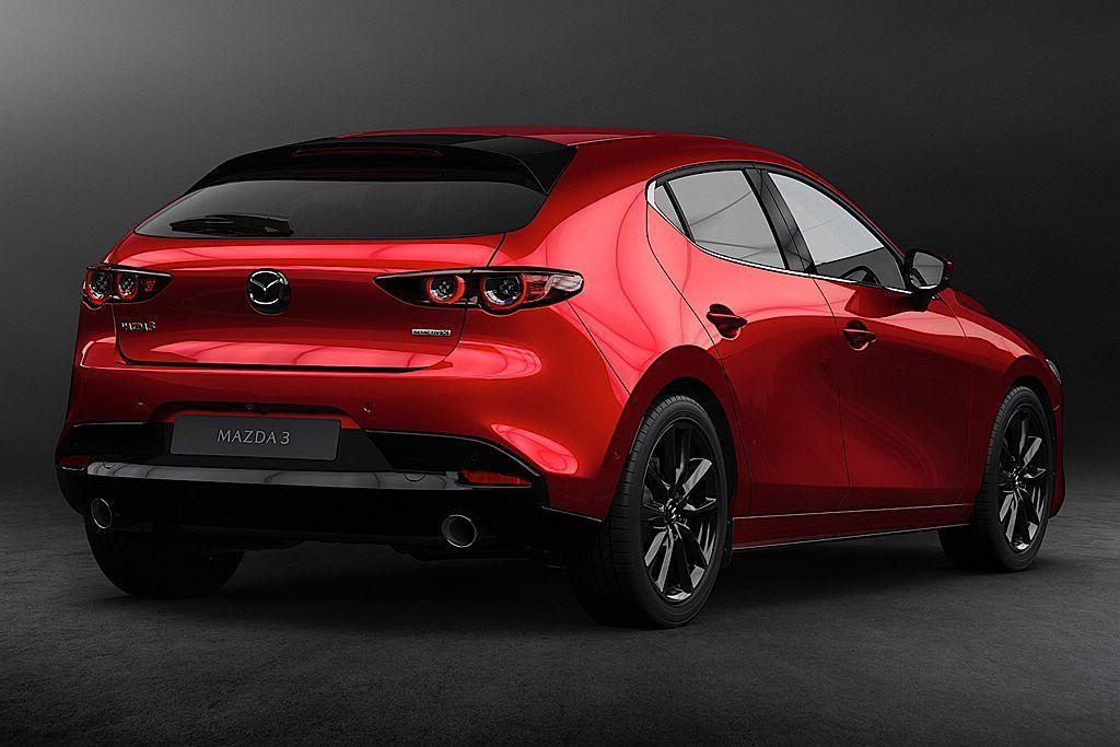 隨著美規車型動力編成曝光後,歐規車型最受矚目的就是新2.0L Skyactiv-X引擎。 圖/Mazda提供