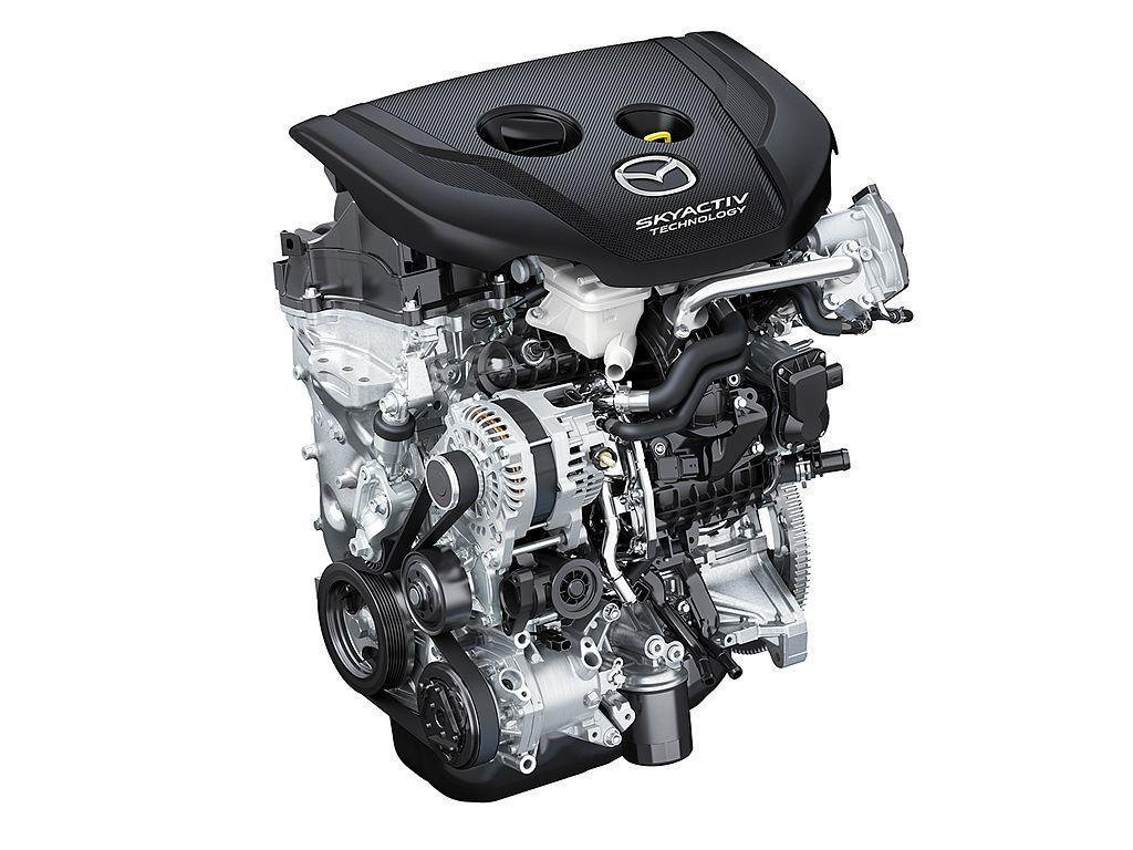 Mazda CX-5柴油搭載2.2升Skyactiv-D柴油雙渦輪增壓引擎。 圖...
