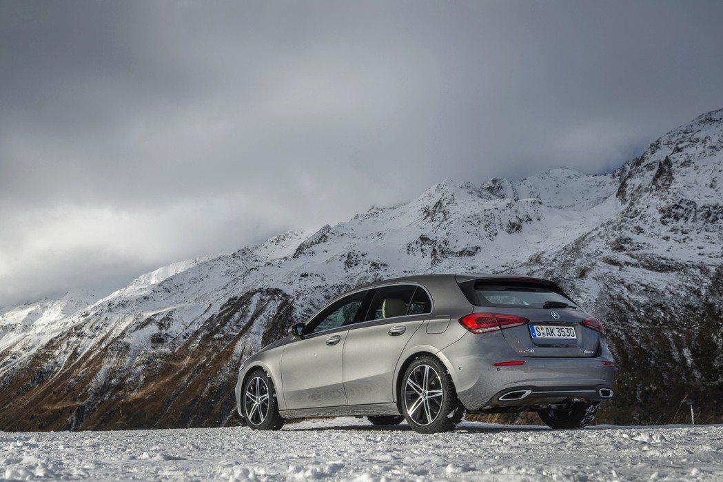 新世代Mercedes-Benz A-Class。 摘自Mercedes-Ben...