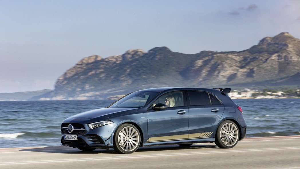 Mercedes-AMG A35 4MATIC。 摘自Mercedes-Benz